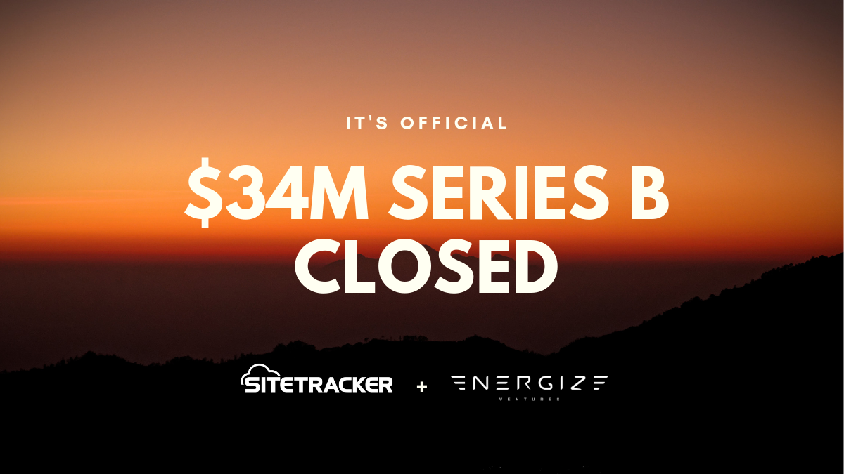 Sitetracker extends Series B to include Energize Ventures